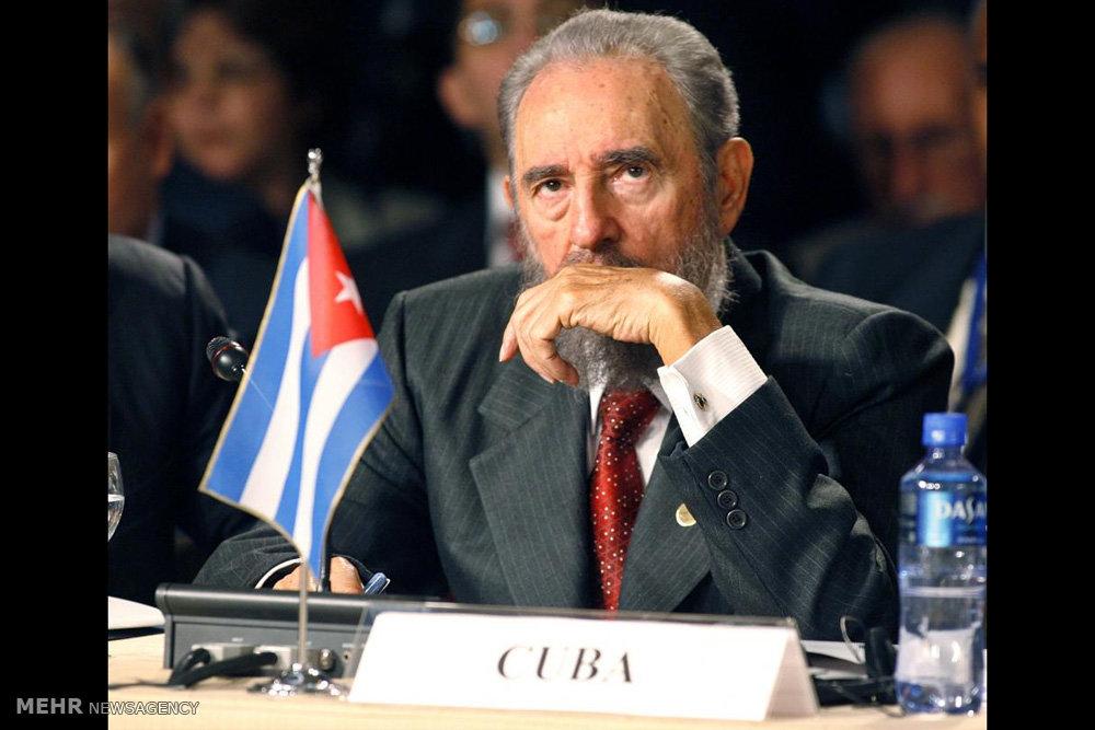 فیدل کاسترو ۲۰۱۶-۱۹۲۶
