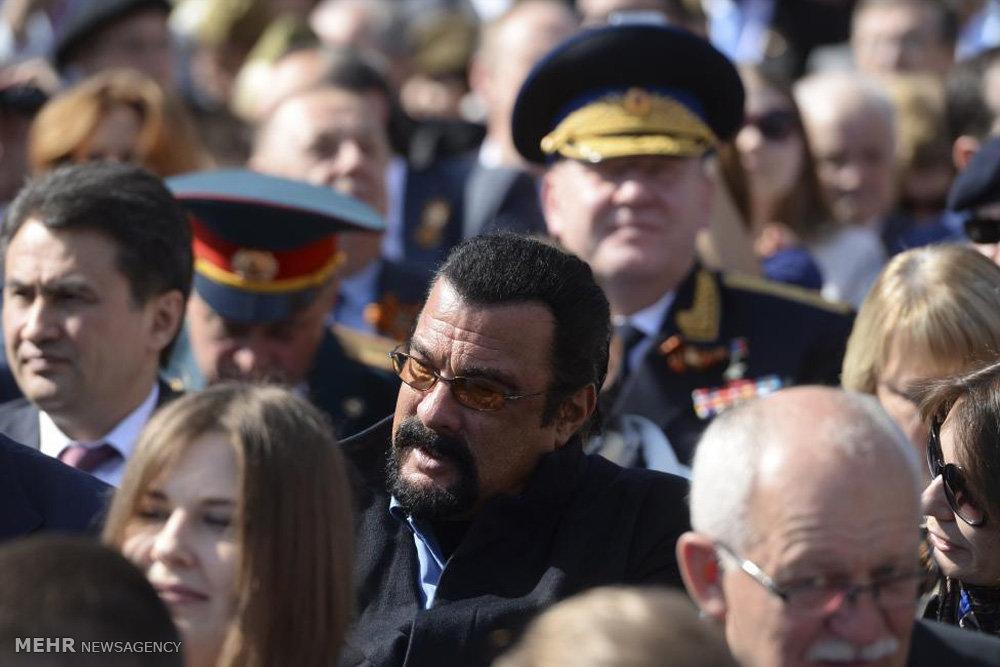 اعطای گذرنامه روسی به استیون سیگال