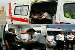 انجام ۹۲۸ مأموریت امدادی توسط مرکز فوریتهای پزشکی کرمانشاه