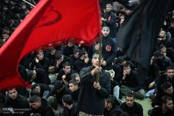 استان سمنان در عزای نبی مکرم اسلام (ص) سیاهپوش شد