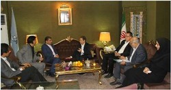 Swaupeready to invest in Chabahar
