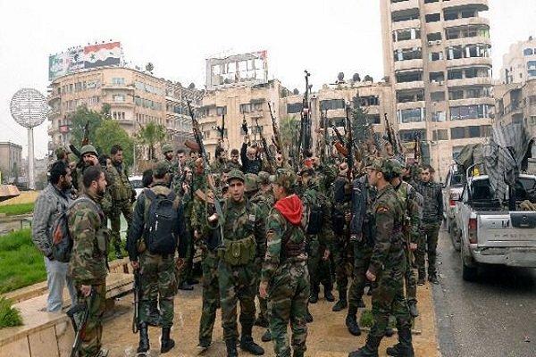 الجيش السّوري يسيطر على القسم الشمالي من أحياء حلب الشرقيّة