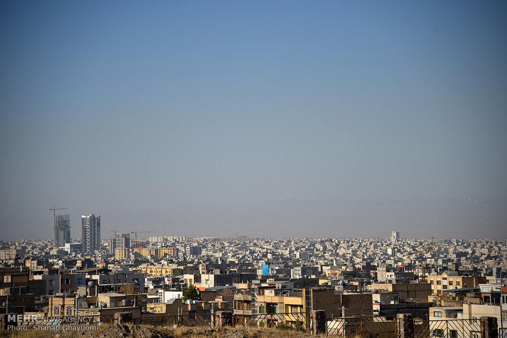 آلودگی هوای مشهد