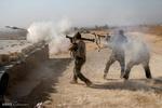 دفع یورش داعش در غرب موصل