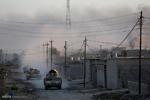 پیشروی نیروهای عراقی در شرق موصل