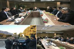 بررسی آخرین وضعیت پروژه های ورزشی کشور با حضور وزیر ورزش