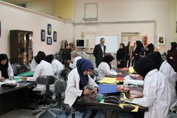 تأسیس کارگاه کارآفرینی در خوابگاه/ مشارکت مالی با دانش بنیانها