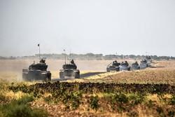 ورود ارتش ترکیه به سوریه