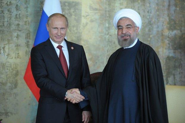 روحانی/پوتین