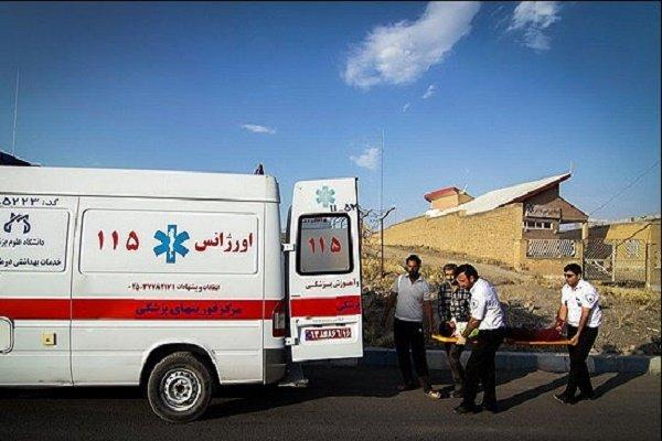 مرکز فوریتهای پزشکی شهری و جادهای سوق افتتاح شد
