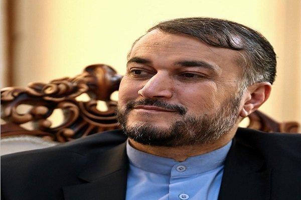 عبداللهيان يستقبل رئيس مكتب رعاية المصالح المصرية في طهران