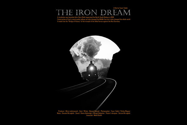 'The Iron Dream' goes to Cyprus' Travel filmfest.