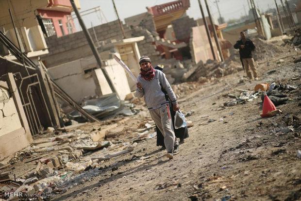 التحالف الدولي يستهدف مستشفى السلام في الموصل