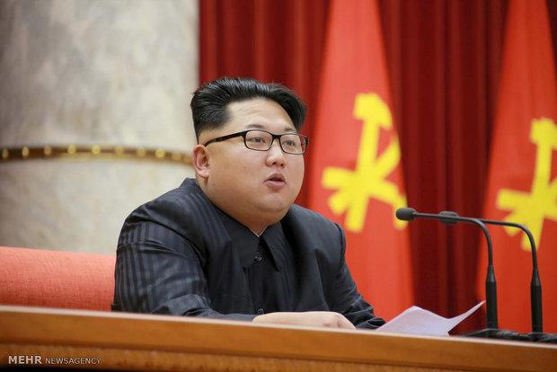 زعيم كوريا الشمالية يبحث المحادثات المستقبلية مع أمريكا في اجتماع حزبي