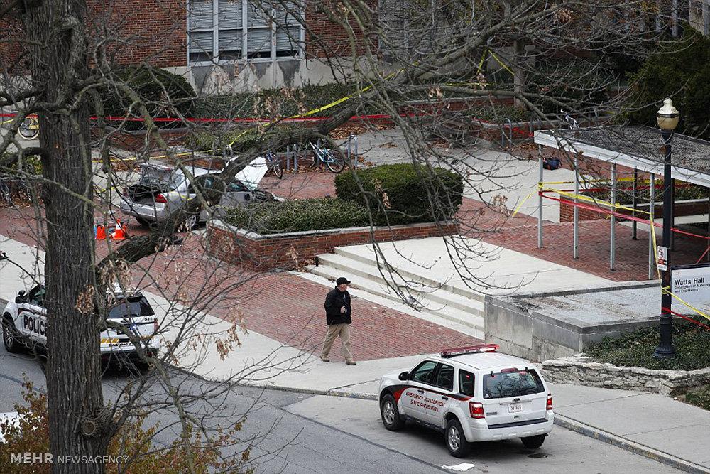 چاقو کشی در دانشگاه اوهایو