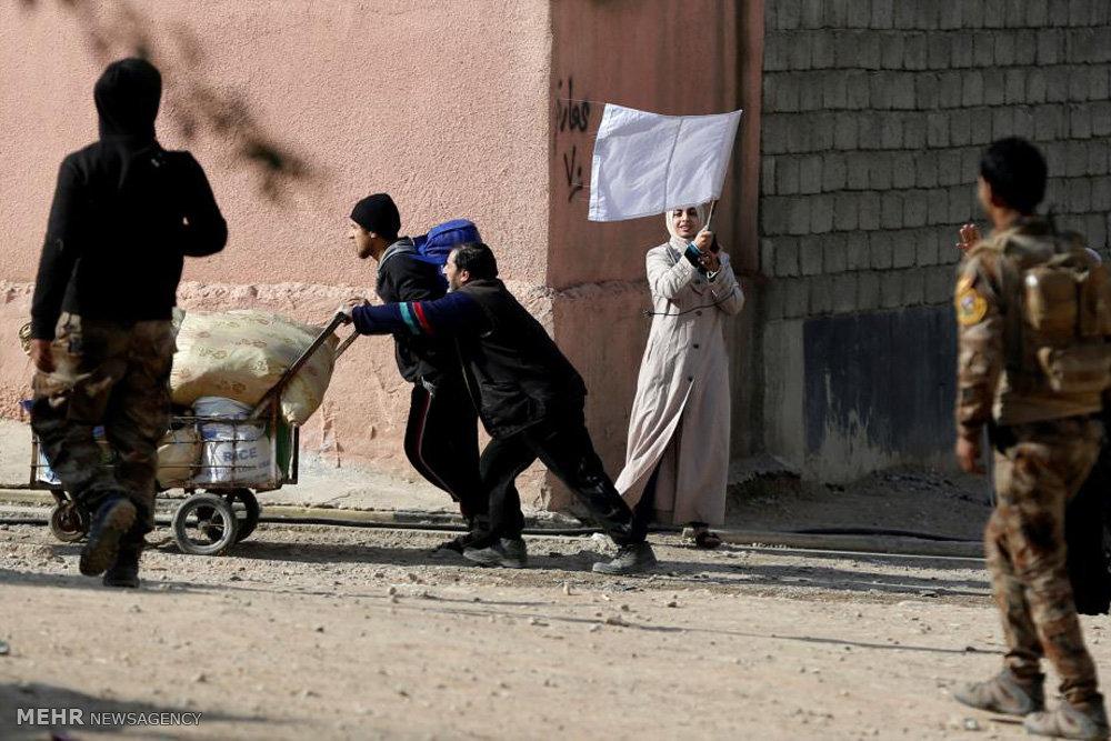 جنگ خیابانی در موصل