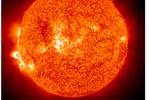کشف امواج عظیمی به بزرگی زمین در خورشید