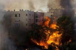 آتش سوزی در خوابگاه دختران در ترکیه