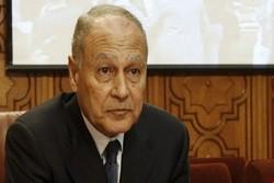 أبو الغيط يحذر الإدارة الأمريكية من نقل سفارتها إلى القدس