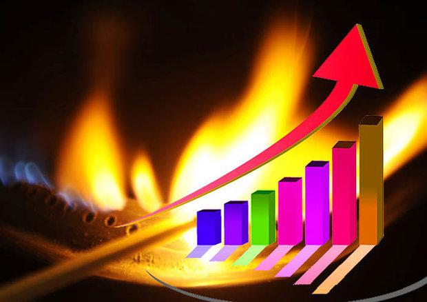 مصرف گاز در زنجان افزایش یافت