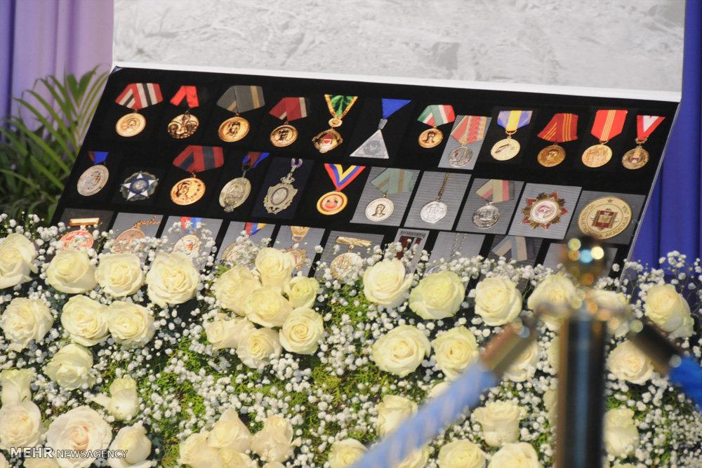 مراسم یادبود فیدل کاسترو