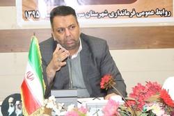 کراپشده - علی مویدی زاده فرماندار سرخه
