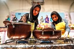 جشنواره غذای دانشجویی