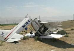 IRGC ultralight plane crashes, pilot killed