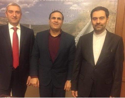 وزیر ارمنستان
