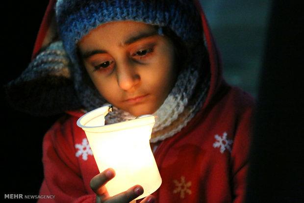 """""""عشاء الغرباء"""" في ليلة شهادة الإمام الرؤوف (ع)"""