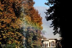 Kirman'ın Şehzade Mahan Bağı'nda sobabahr