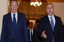 لافروف: خروج ايران من سوريا لن يسهم في استقرارها