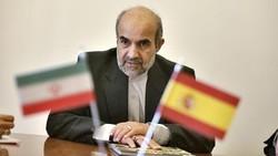 Iran's Ambassador to Madrid Mohammad-Hassan Fadaeefard