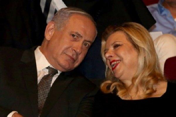 بازجویی پلیس رژیم صهیونیستی از همسر نتانیاهو