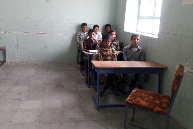 کراپشده - مدرسه محروم - دانش آموزان محروم - محرومیت