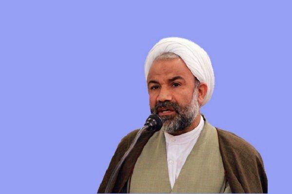 حجتالاسلام حسن مصلح امام جمعه برازجان