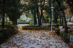 حال و هوای پاییز در اصفهان