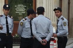 کشته شدن یک تروریست انتحاری در جمهوری آذربایجان