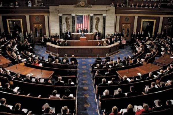 النواب الأمريكي يفرض مرة أخرى عقوبات على روسيا وإيران