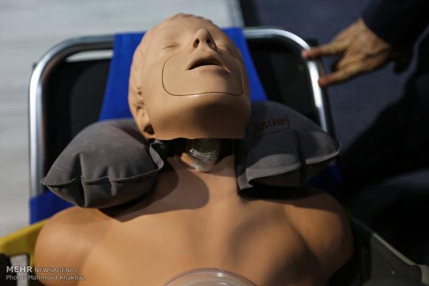 سومین نمایشگاه بینالمللی تجهیزات پزشکی در کیش