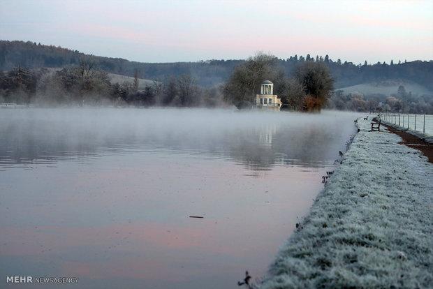 سرما و یخبندان در انگلیس