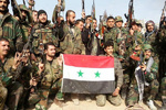 ارتش سوریه بر ۳ منطقه دیگر در شهر حلب مسلط شد