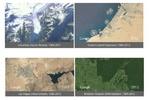 تماشای تغییرات ۳۲ ساله زمین در اینترنت ممکن شد