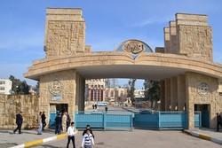 جهاز مكافحة الارهاب يحرر جامعة الموصل بالكامل