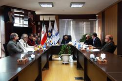 جلسه هیات امنای موسسه رسانه های تصویری برگزار شد