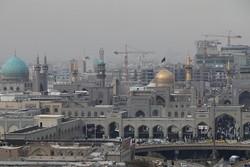 کیفیت هوای ۱۱ منطقه مشهد در وضعیت هشدار قرار دارد