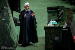 Parl. withdraws from impeaching Rouhani
