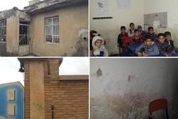 سیلی سرما برصورت دانشآموزان؛ کرسی به مدارس«وراینه»می رود