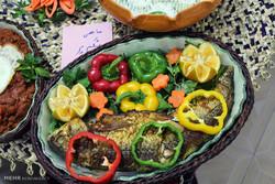 Local culinary festival in Gilan