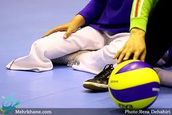 والیبال نشسته